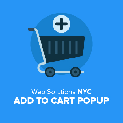 Customers can confirm their product has been successfully added to their shopping cart automatically.