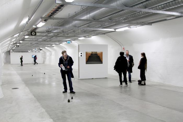 Essay - Vapaan Taiteen Tila CatalogueElaine Speight