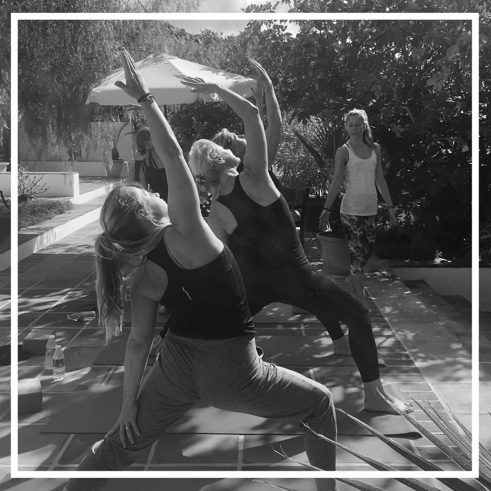 Recharge & Rebalance with Jenny Devonshire - 27th Sept to 2nd Oct 2018 (5 nights)