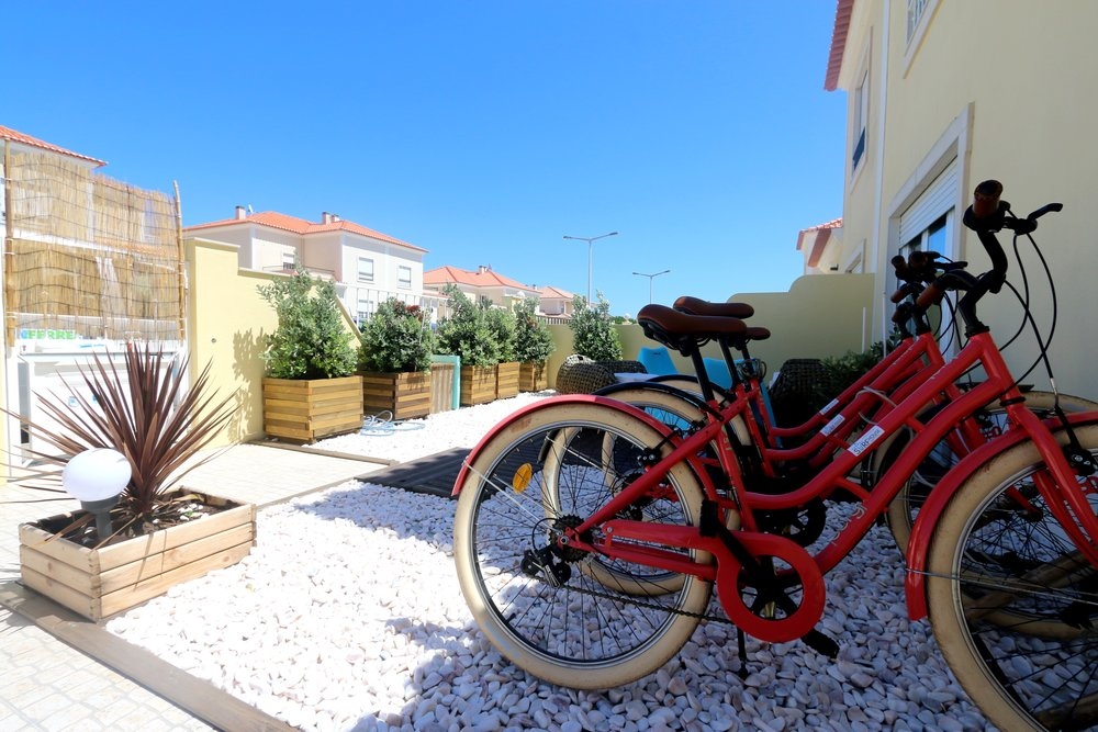 bike rental surf house