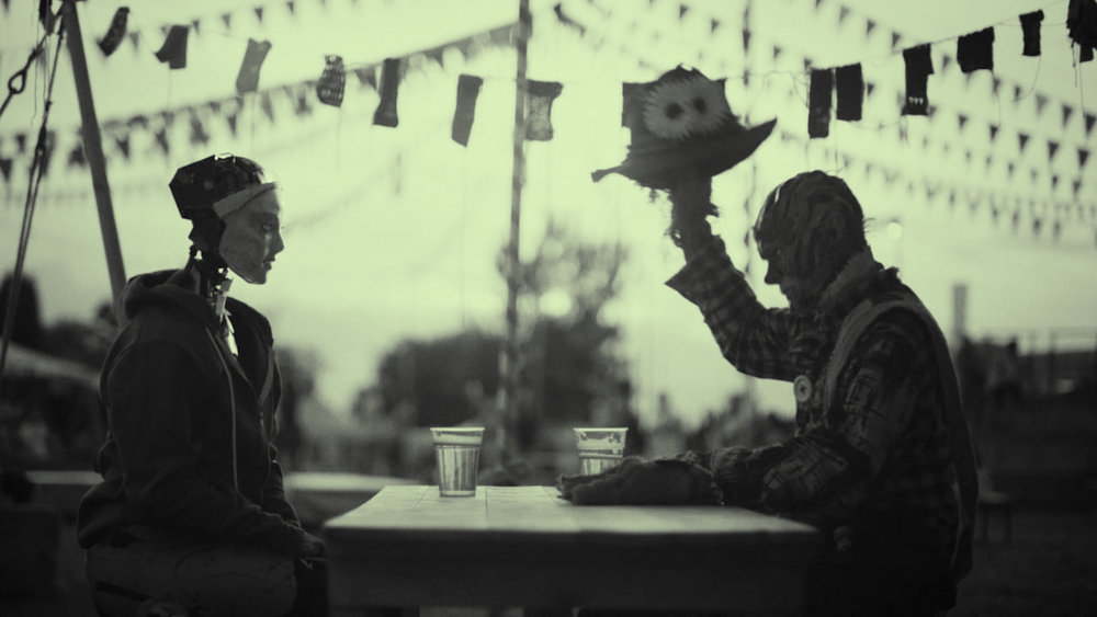 Robot & Scarecrow (2017), dir. Kibwe Tavares