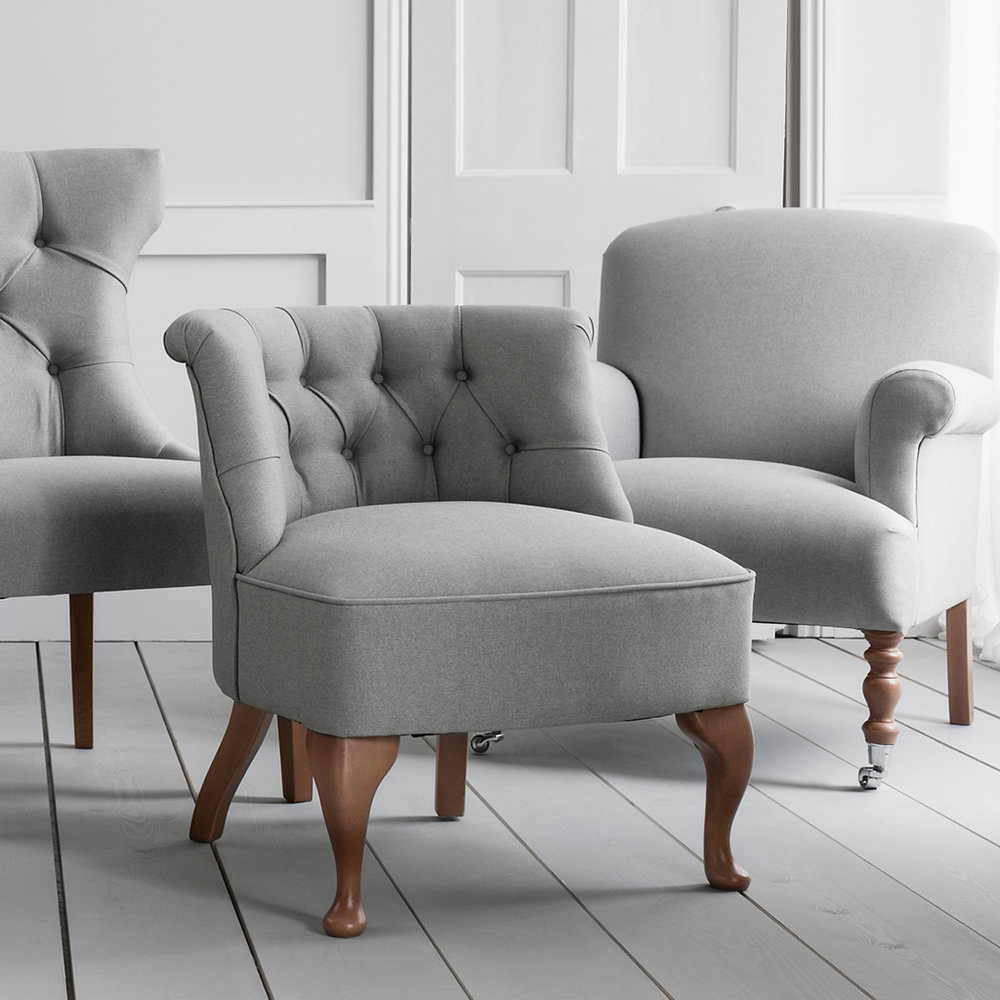 FURNITURE RANGE - A stunning collection of high quality handcrafted furniture, all made to order by a skilled and dedicated team of upholsterers in our West Sussex workshop.