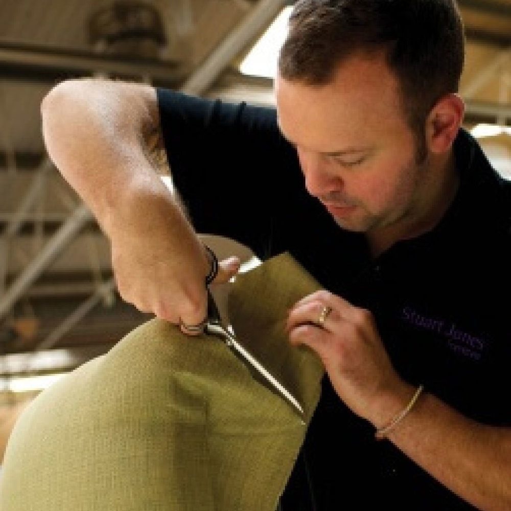 SKILLED CRAFTSMEN - Each and every piece of furniture is designed and hand made to order for you by our team of over thirty craftsmen. Combining decades of experience and talent with a stunning variety of on trend fabrics and furniture styles and designs, our workshop is able to offer an extensive selection of designs tailored for you.