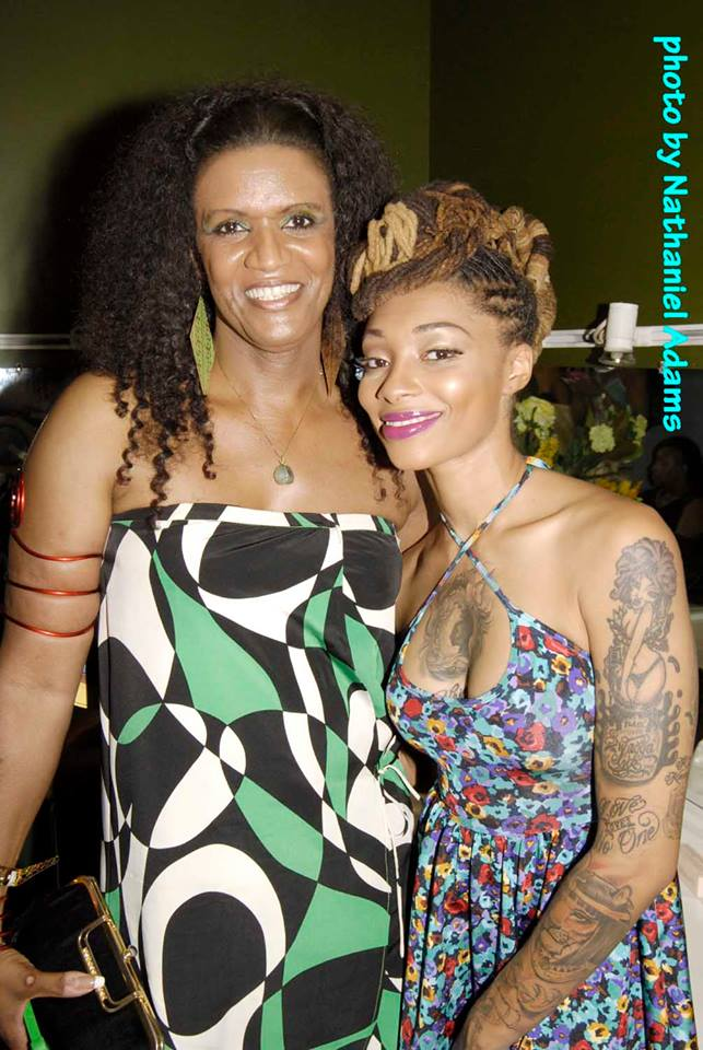 JustRaymona with Duchess of Black ink Crew