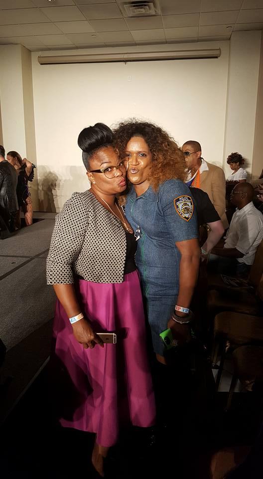 JustRaymona with Roxanne Shante