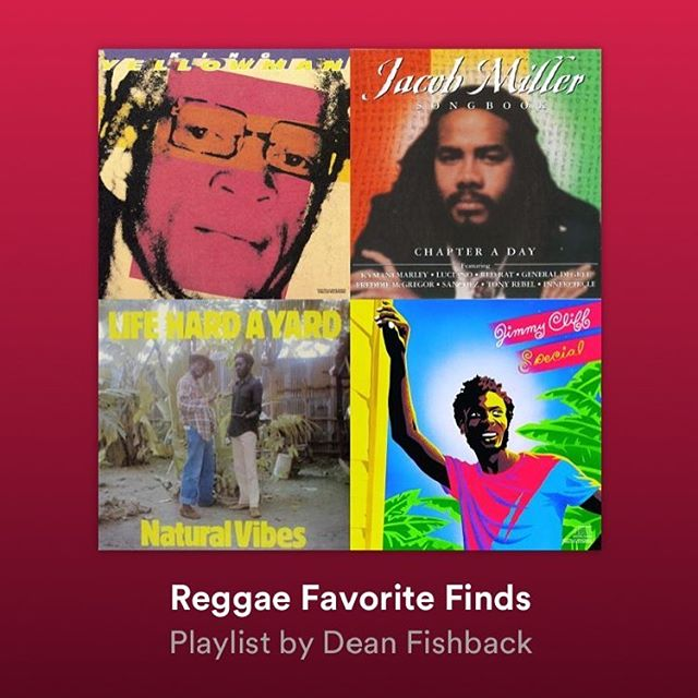 Check out my Spotify playlists for all your favorite Reggae songs, and many soon to be favorites.  Enjoy some of my Favorite Reggae Finds!!