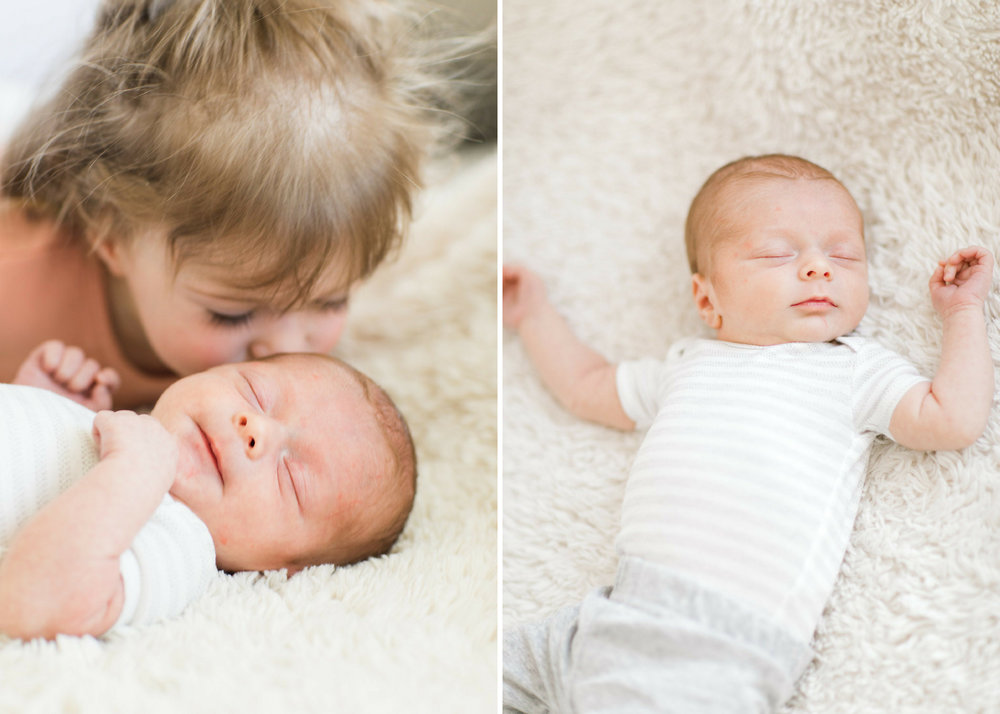 South Bay Newborn Session