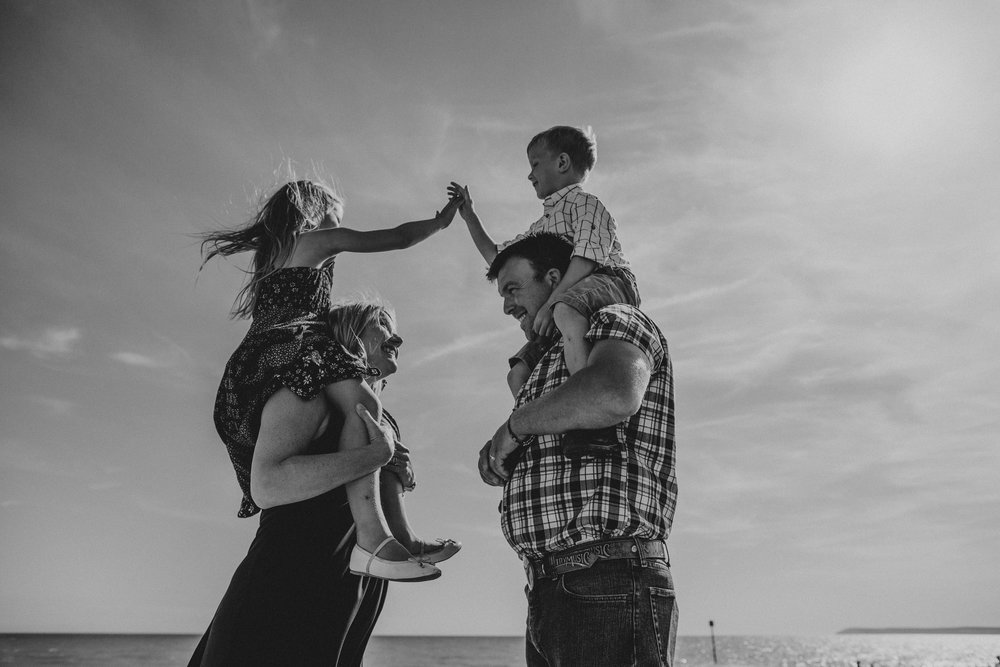 family shoot in east sussex