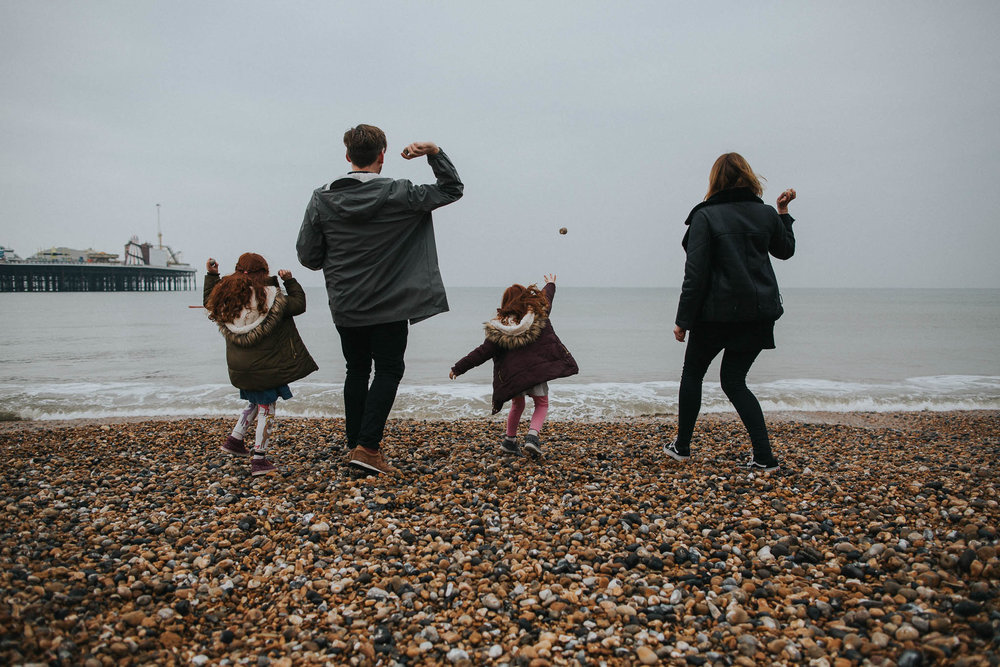 family photography in brighton