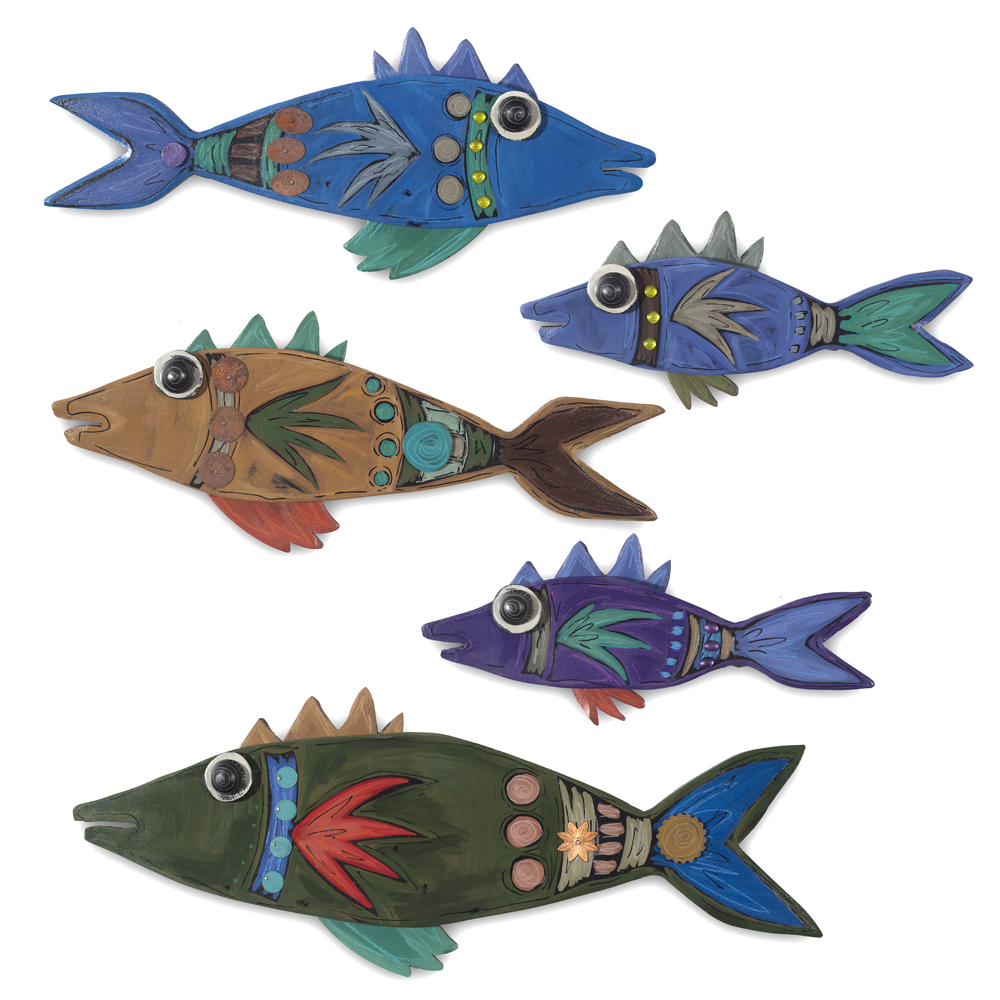 Pencil Fish FP01, FP02, FP03    Small, Medium, Large