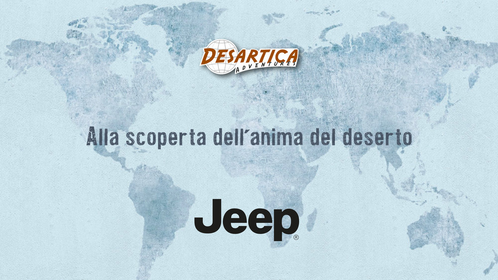 Grafica coordinata tour organizzati da Jeep e Desartica Islanda, Marocco e Tunisia