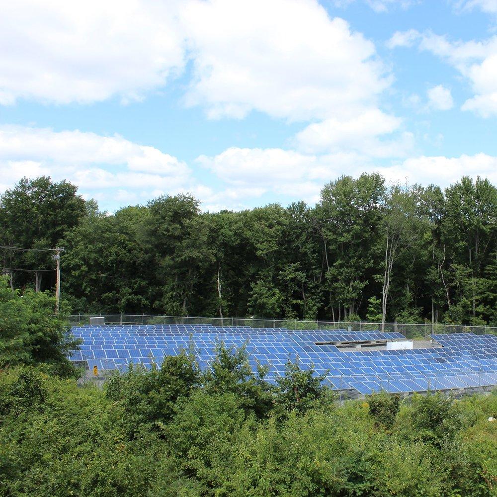 Route 135 Solar Farm
