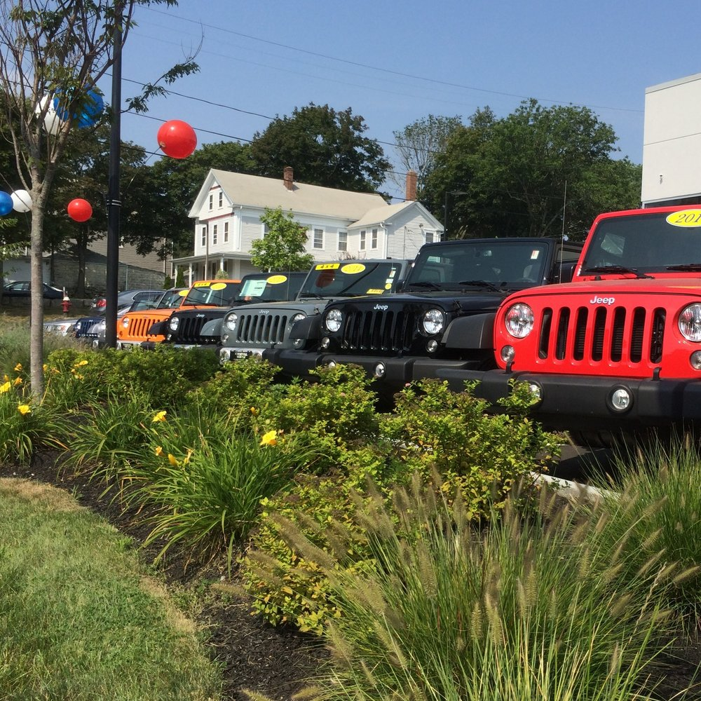 Colonial Chrysler, Jeep and Dodge