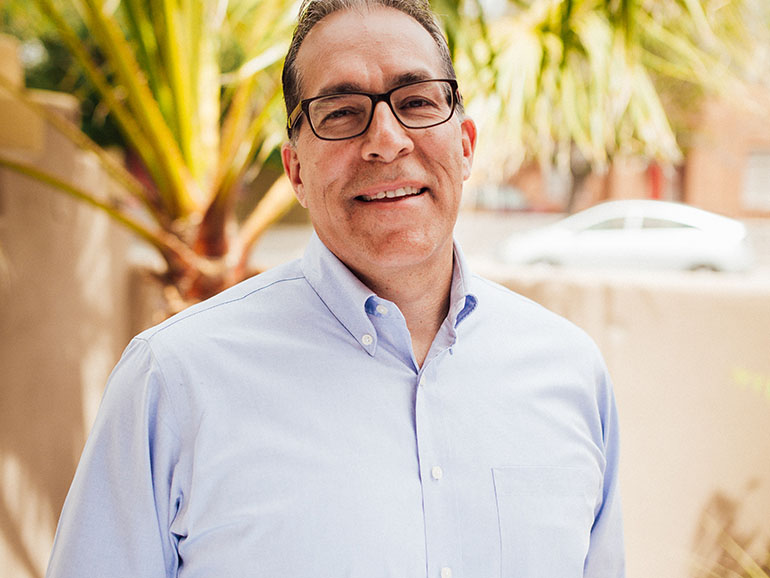 Frank López Director of New Mexico Programs, W.K. Kellogg Foundation
