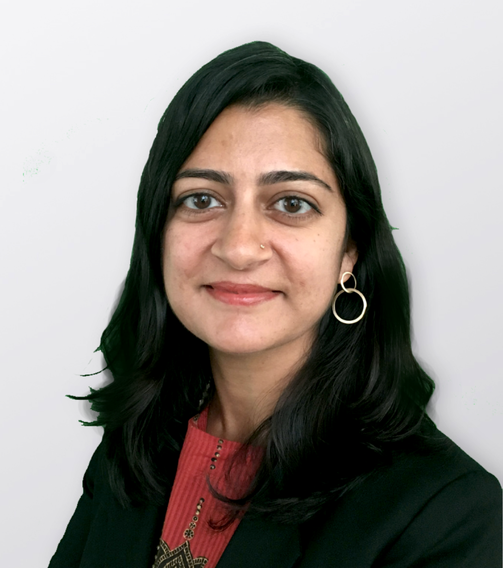 Rama Murali, Learning Officer, Ford Foundation