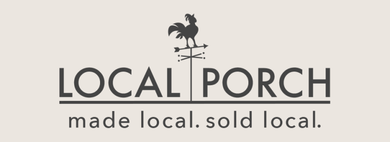 """LocalPorch is a community-­focused, handmade marketplace to connect consumers directly with local artisans. Consumers can find what is made in their neighborhood and the various ways to obtain it, while artisans have an authentic space online to increase local sales with minimal marketing efforts. Our vision is to simplify local handmade commerce, foster connections within a community, and re-inspire local economy"" ~LocalPorch"