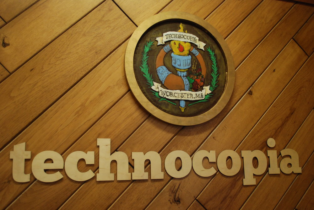 Technocopia