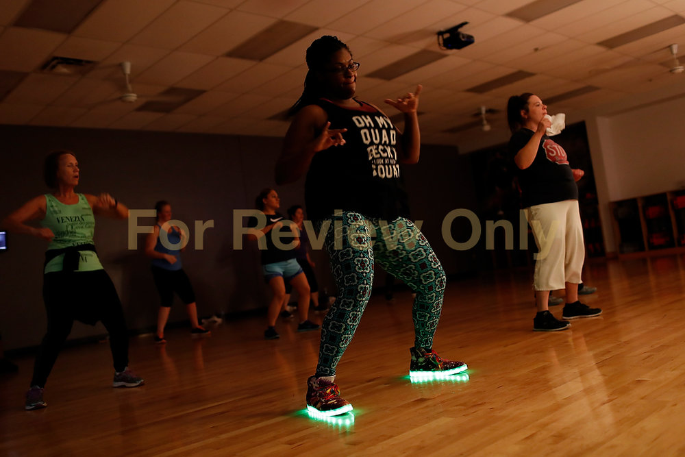 Dance-Fit - Dance style aerobics designed to build cardio endurance and have fun at the same time. This class is for all levels. See Schedule →