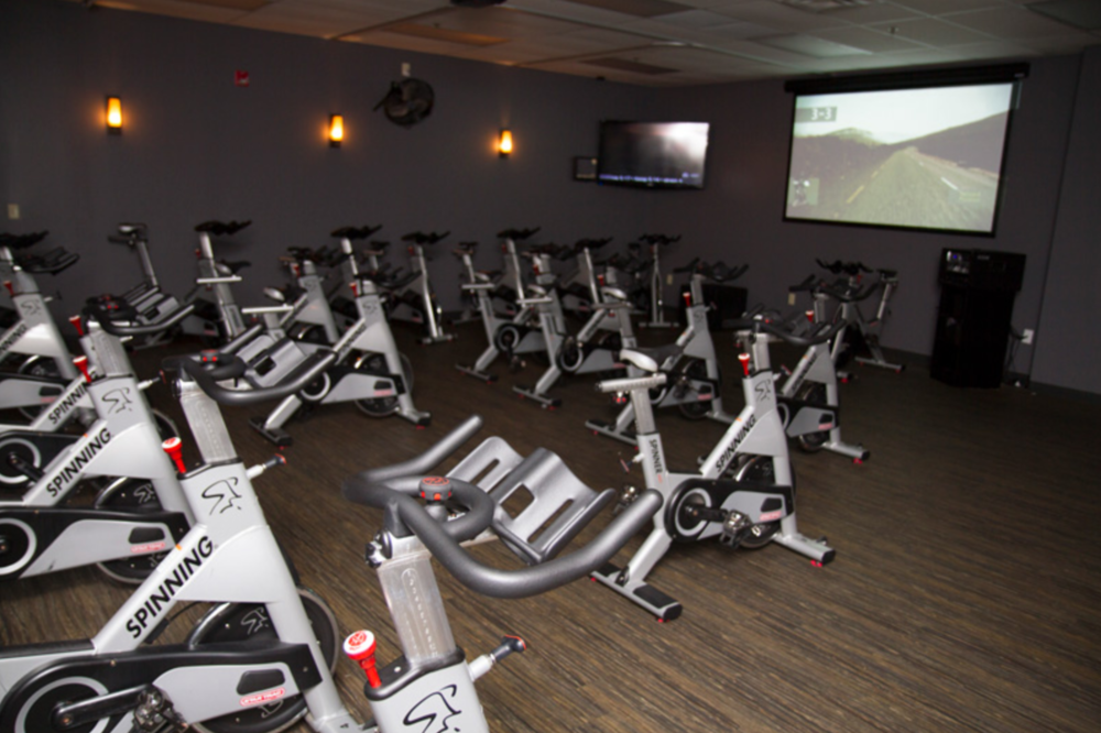 Virtual Cycling - If your schedule doesn't allow for you to attend a live class, you have the option with a virtual instructor to cycle with a class, through the mountains, along the coast, or in a different country altogether.See Schedule →