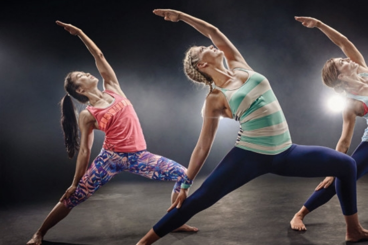 BODYFLOW™ - Fitness class that reinforces flexibility and strength, combining the best of Yoga, Tai Chi and Pilates. BODYFLOW™ brings the mind and body into perfect harmony. See Schedule →