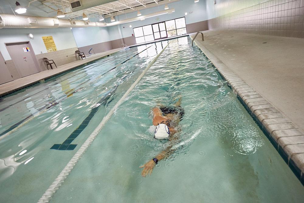 Indoor Pool -