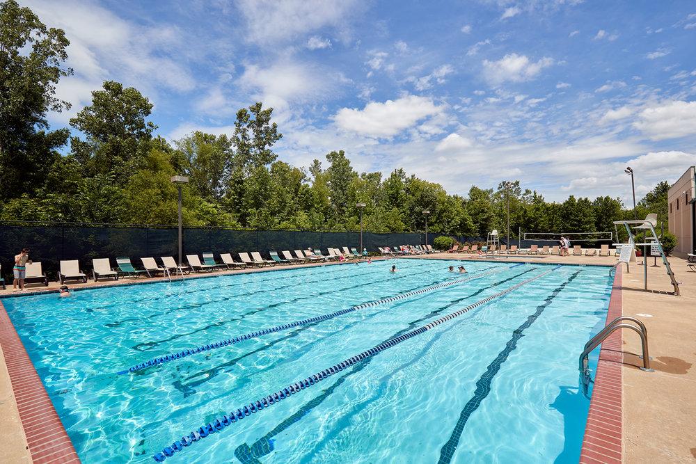 Outdoor Pool -