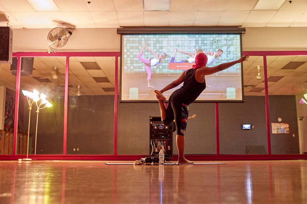 Virtual Classes - If your schedule doesn't allow for you to attend a live class, we have flexibility with our Virtual schedule. Come join the experience with the world's hottest workouts and most popular instructors.See Schedule →