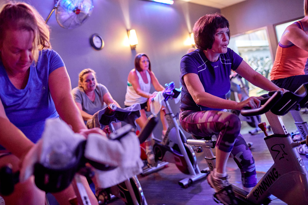 Cycling - Revolution is the unique cycling program exclusive to DAC Southaven that combines various formats to give a paramount workout with awesome calorie burning and supreme cardiovascular training. See Schedule →