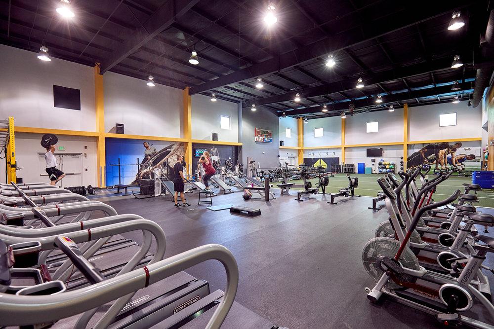 Training Room -