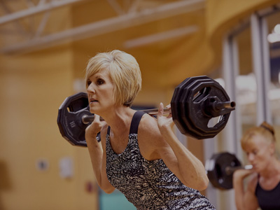Group Fitness Schedule -