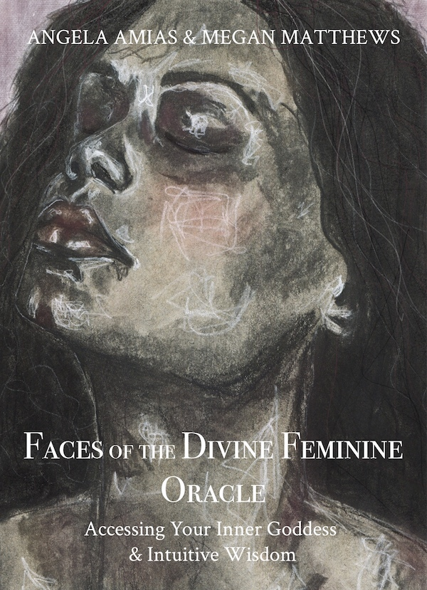 Faces of the Divine Feminine Oracle. Scheduled to be released in November 2017.
