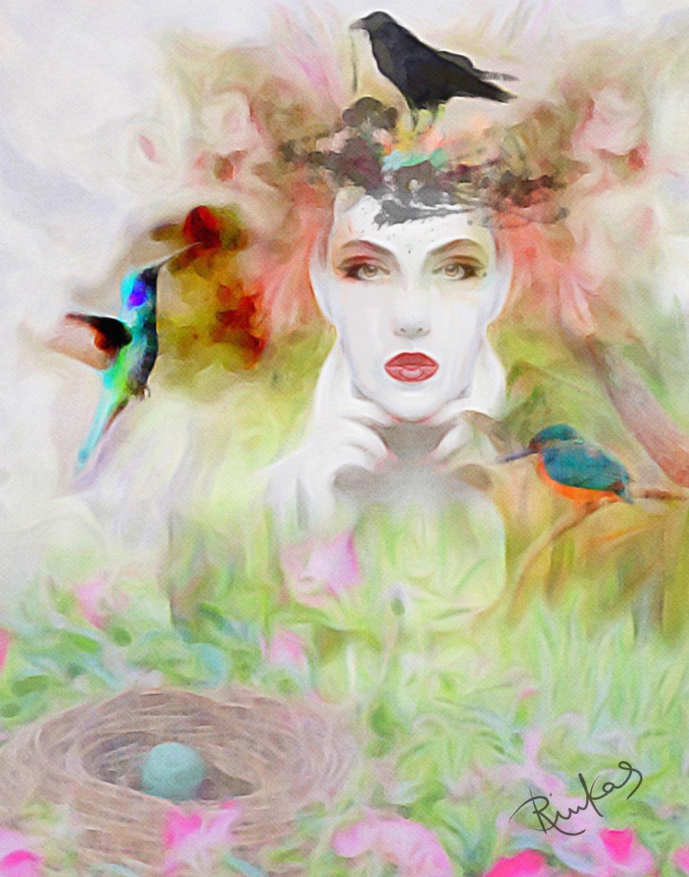 """""""Spring Fever """" by Diana Riukas"""