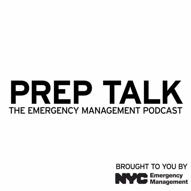 Prep Talk: The Emergency Management Podcast