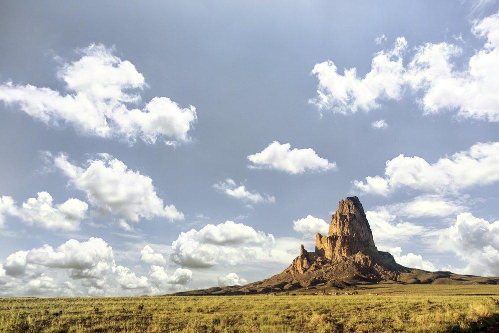 Admire Monumental Views