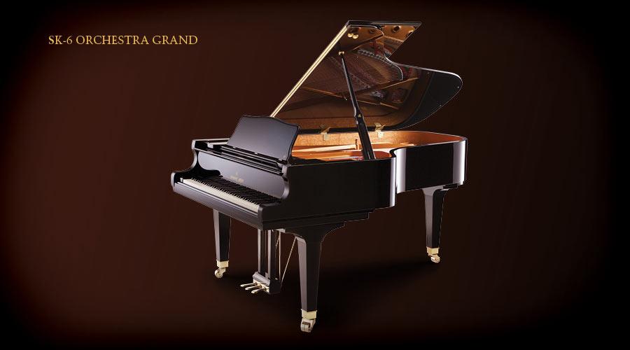 """Shigeru Kawai SK-6 Orchestra Grand 7'0"""""""