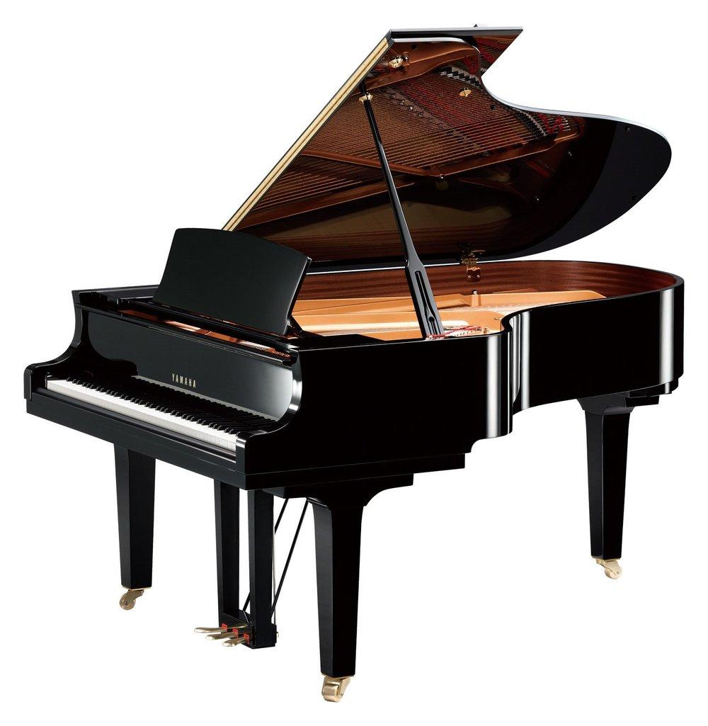 """C5X - 6'7"""" Grand Piano"""