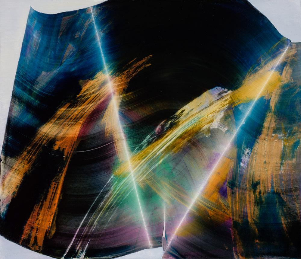 """Memoir, 2016, oil on panel, 12"""" x 14"""""""