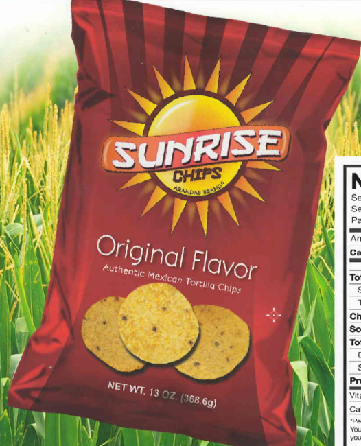 Aranda's Brand Original Flavor