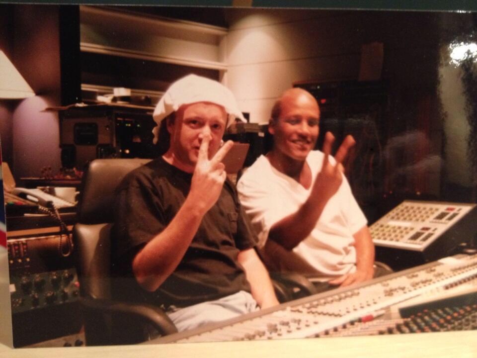 Steve Churchyard & Steve Ferrone