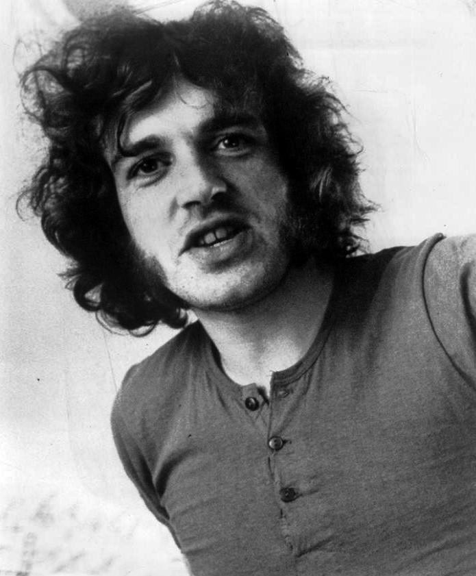 A young Joe Cocker.