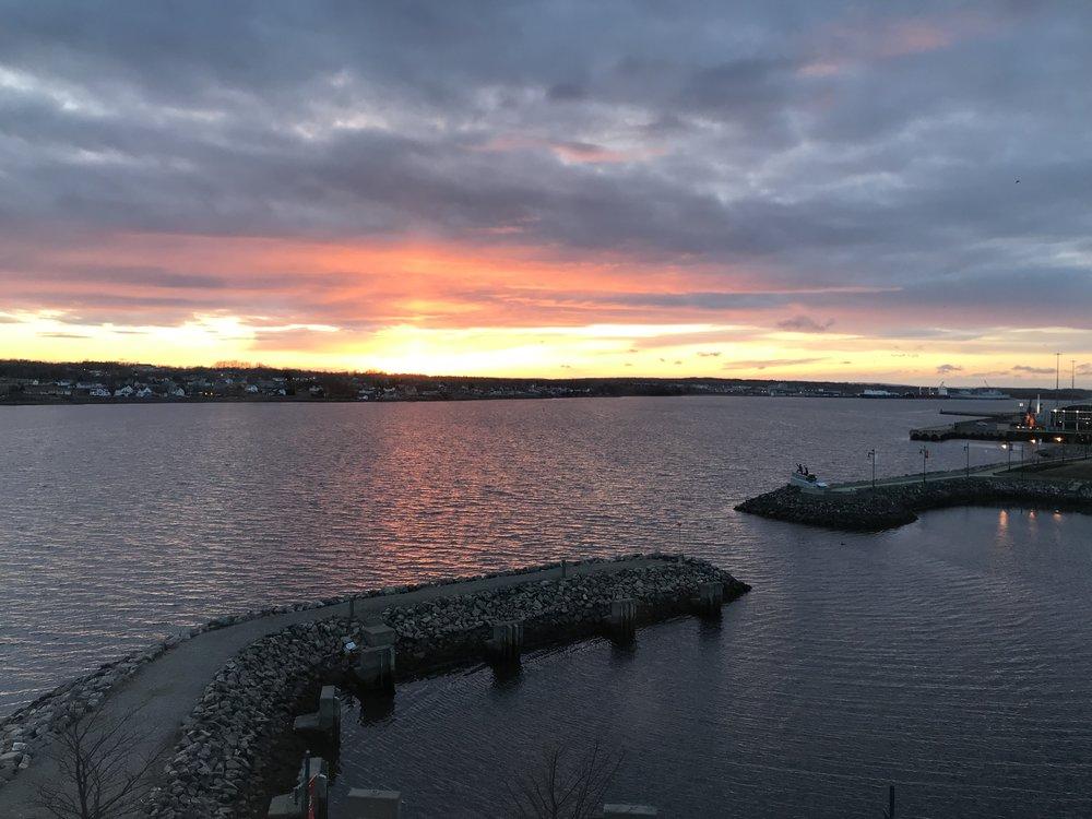 An islander's view.