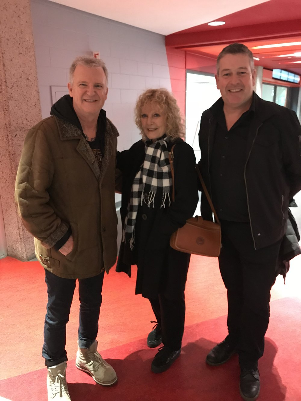 Pop Royalty. The-one-and-only, Miss Petula Clark.