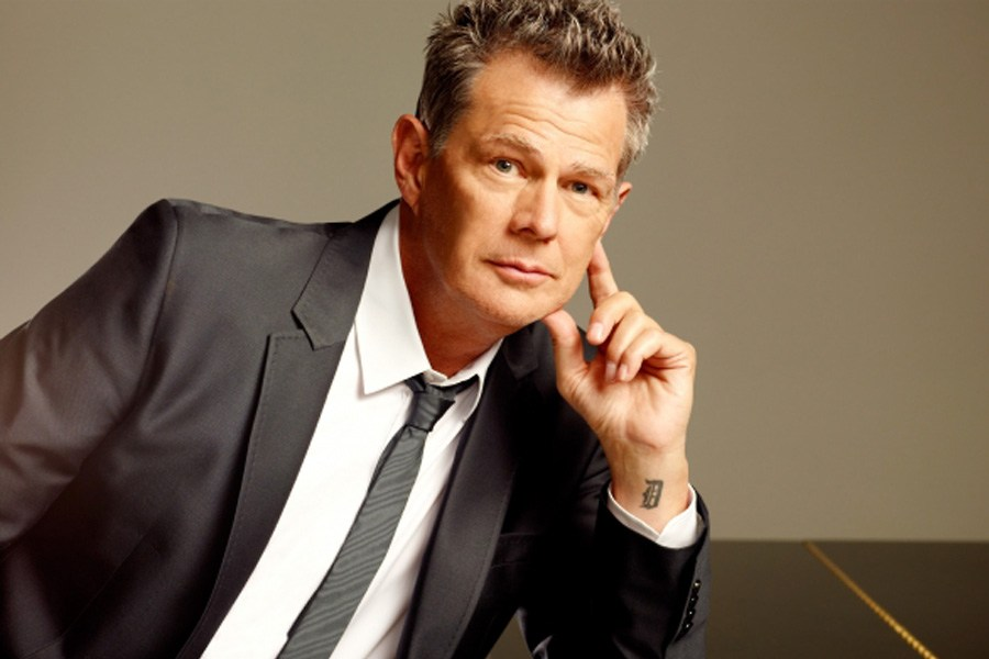 Music legend, David Foster.