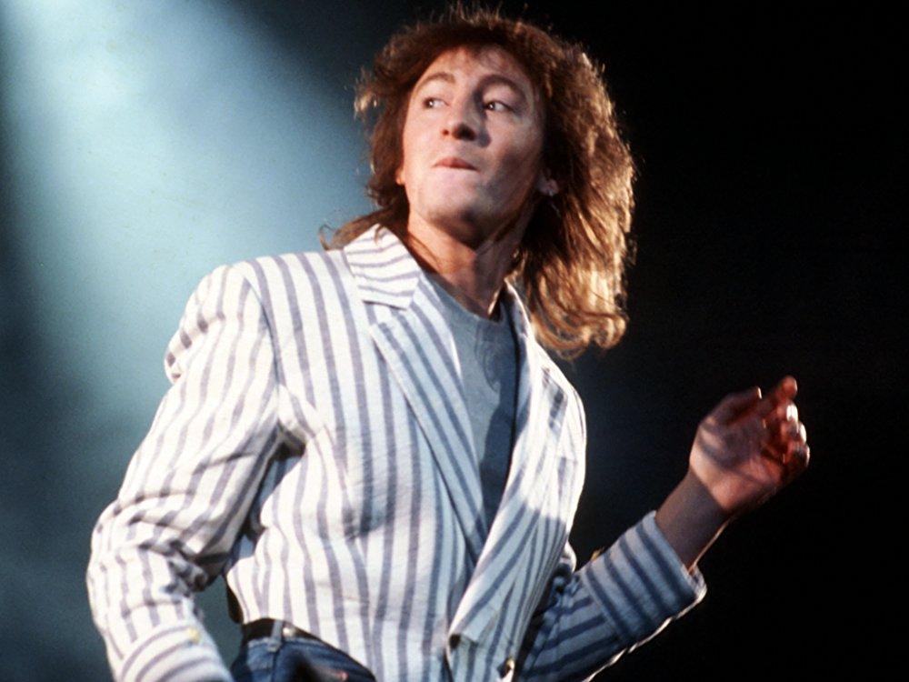 Julian Lennon circa 1986-87