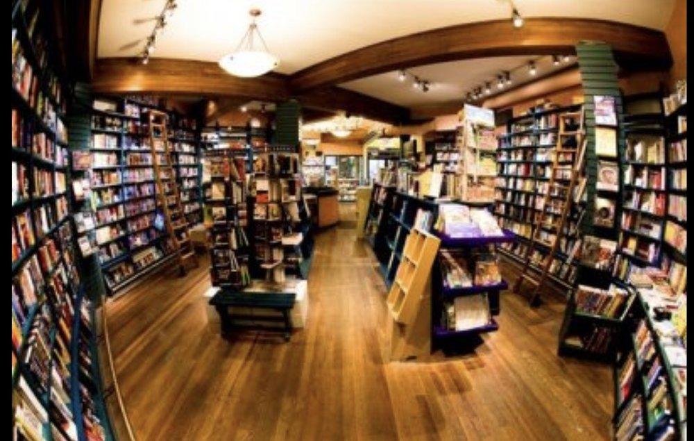 Armchair Books.