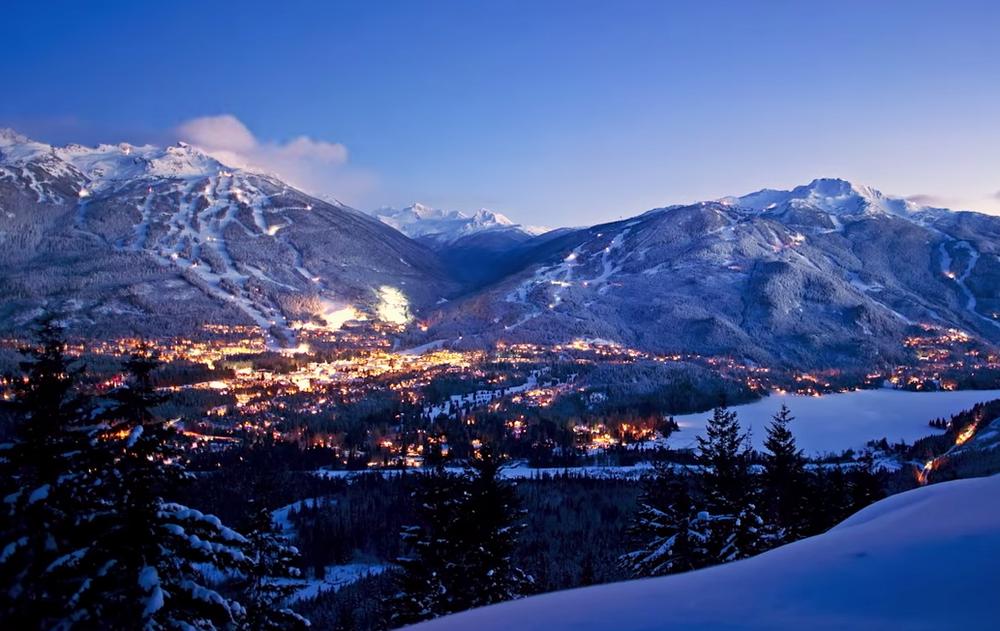 Beautiful Whistler B.C.