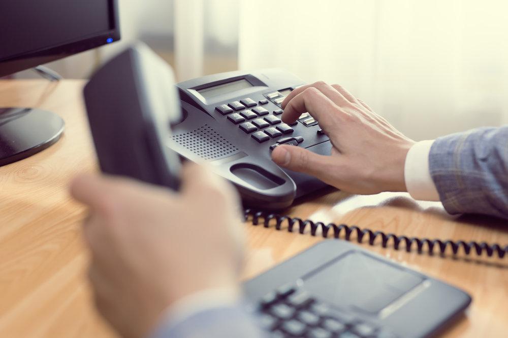 Telephony -