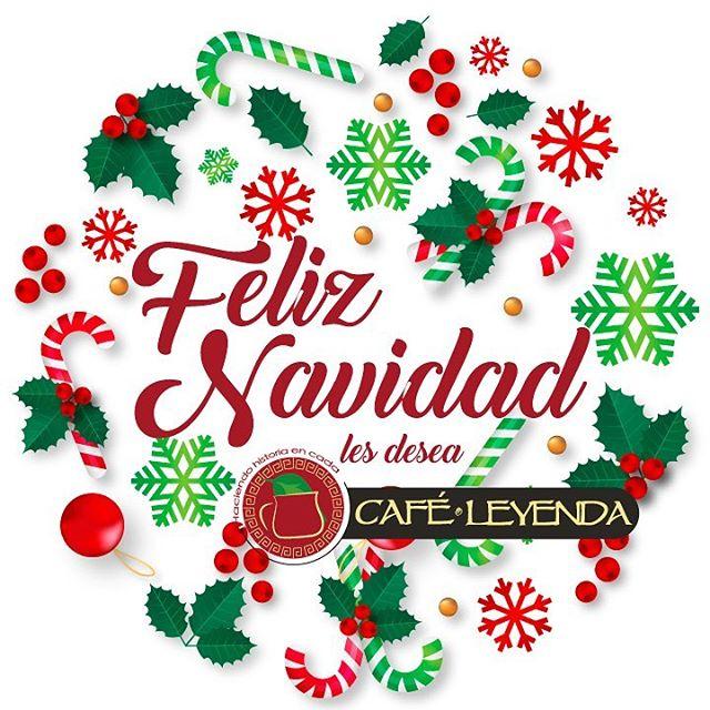 • Felices de celebrar con ustedes un año de muchos éxitos que construyen desde ya el próximo con muchas expectativas • ¡Vamos por más! #feliznavidad les desea #caféleyenda #cafe #colombiano • • • #navidad #cafecolombiano #celebracion #christmastime #espiritunavideño #metas #sueñoscumplidos #coffeetime #lovecoffee #ilikecoffee