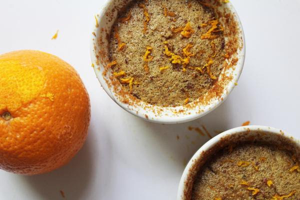 Spiced Citrus Custard