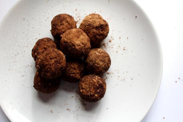 Garam Masala Chocolate Truffles